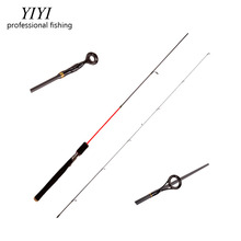 YIYI cheap ul spinning rod 0.8-5g lure weight Ultralight Carbon rods line ultra light fishing pole