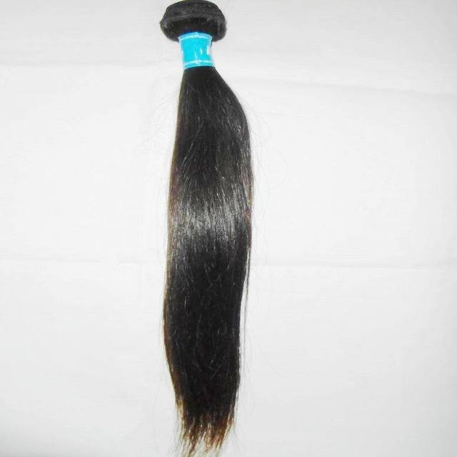 "Kiss Locks virgin 8A Peruvian silky bouncy straight hair 12""-30"" Unprocessed sample hair free shipping"