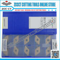 10pcs ZCC tool DNMG150604-PM DNMG 150604-PM YBC251 DNMG150604 DNMG441 ZCC.CT Cemented Carbide Inserts cutting tools cutters
