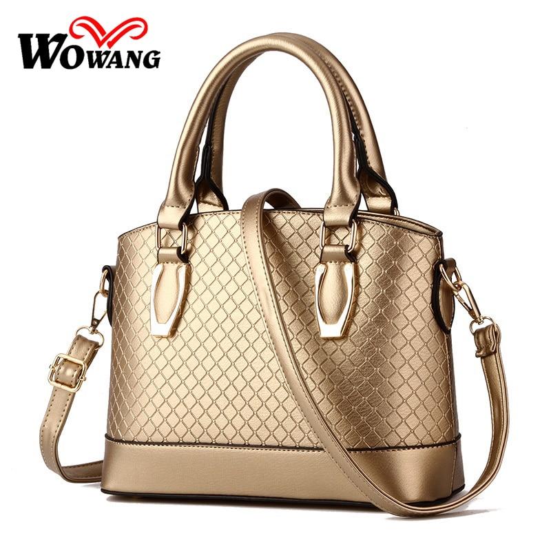 2016 New Women Handbag Leather Handbags Women Messenger Bags Ladies famous designer Crossbody Shoulder Bags Fashion Tote Bolsas