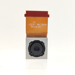 Image 4 - Aocarmo Replacement Rear Main Lens Back Camera Repair Flex Cable Camera Module For Moto G5 Plus XT1686 XT1681 XT1683 XT1685 12MP