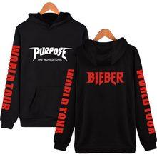 2018 New Justin Bieber Joint Biebers Hooded  Shirt Harajuku Mens Hoodie Streetwear Xxxtentacion Hoodies