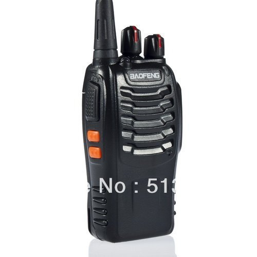 4X Cheapest Baofeng 5W 16CH UHF400-470NHZ Handheld Two way Radio BF-888S walkie talkie Free shipping !!!