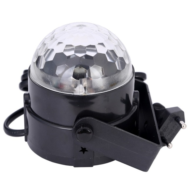Round Shaped Lamp and Projector