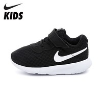 NIKE Kids TANJUN New Arrival Baby Unisex Children Casual Shoes Outdoor Running  Shoes Breathable Hook Loop df490f0cde1f