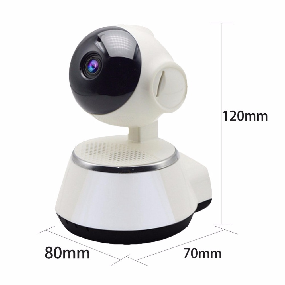 V380 HD Mini IP Camera Wireless Smart WiFi Camera Audio Record Surveillance 720P Baby Monitor Home Security Camera
