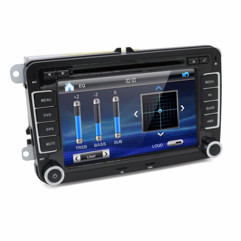 2 Din Car Dvd Player Pc Gps Navigation Stereo Video