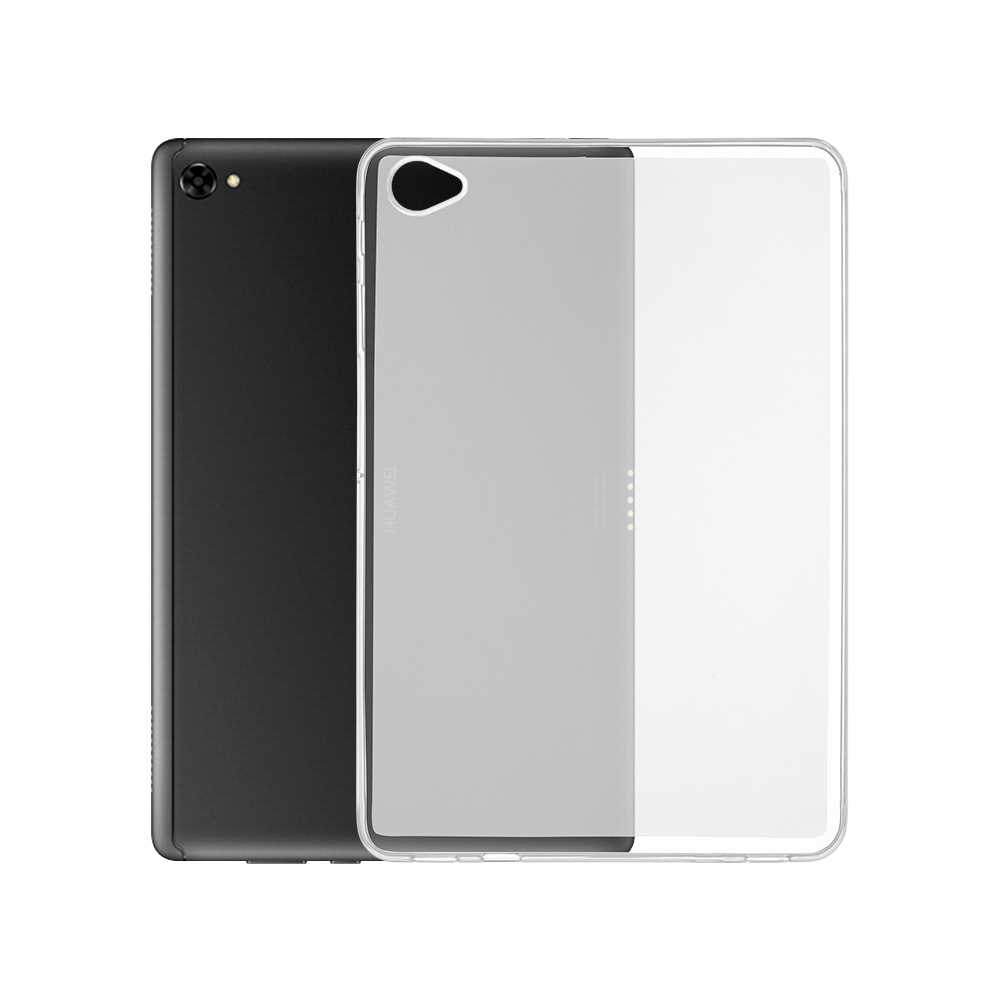 Clear Soft Silicone Case Voor Huawei MediaPad T3 10 Case C5 T5 T1 10 10.1 A21W S8-701U 7.0 8.0 Spelen pad 2 Case Cover Tablet Tas