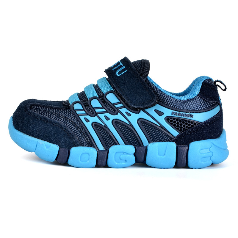 Running Shoes Boy And Girl 2018 Breathable Outdoor Athletic Training Teenagers Non Slip kids Sport Shoes Size 21~37