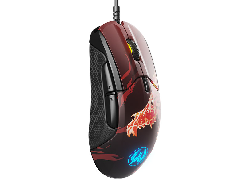 Steelseries Rival310 Game Mice Original roared HOWL CSGO Gaming Computer Mouse 10