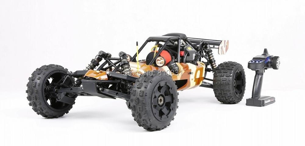Rovan 1/5 Benzina Gas RC Auto 290A Buggy RTR Motore 29cc Meglio HPI Baja 5B SS Re Compatibile