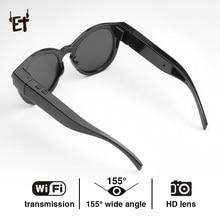 цена на ET K11 Smart Camera Glasses HD 1080p Mini Digital Video Camera Recorder Eyewear DVR Video Recorder Built-in Battery Camcorder