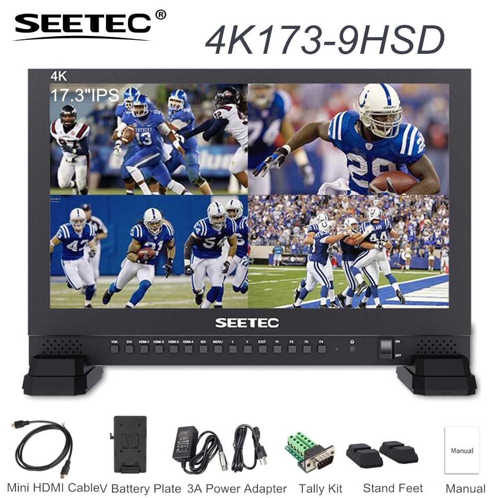 купить SEETEC 4K173-9HSD 17.3