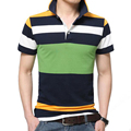 2017 new business men Polo shirt short sleeve cotton Poloshirt s D1648