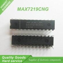 Бесплатная доставка 10 шт./лот MAX7219 MAX7219CNG MAX7219ENG DIP24-line драйвер дисплея новый оригинальный