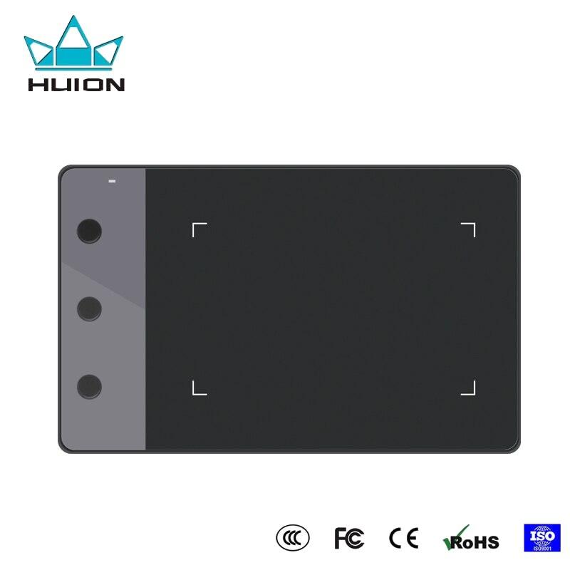 "HUION H420 420 Sanat Grafik Tablet 4×2.23 ""USB Dijital Imza Kalem Ile Çizim Tablet PC Için"