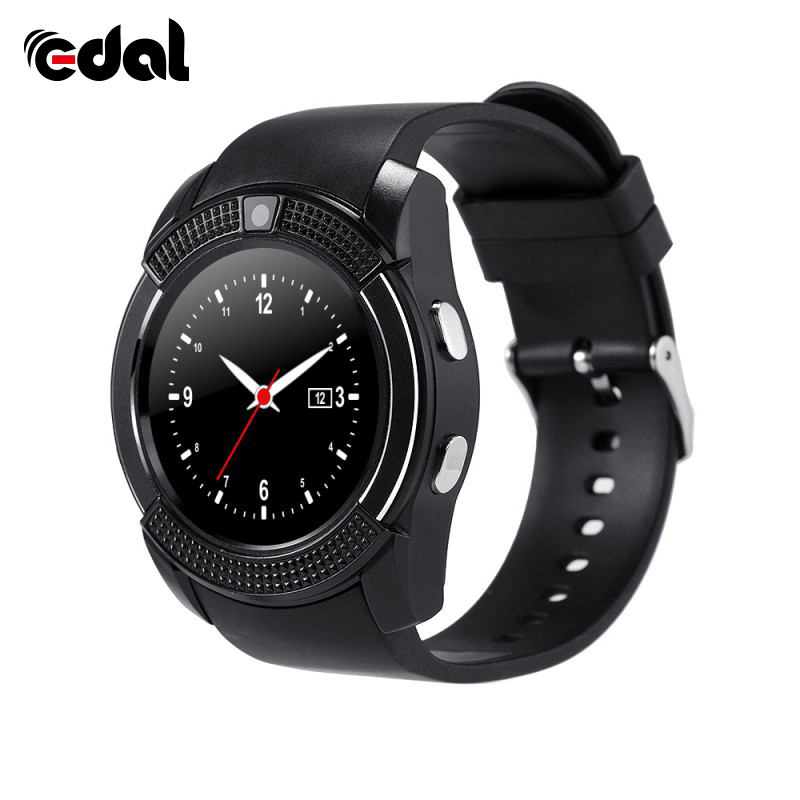 1 22 inch Smart Watch Clock Support Sim TF Card Slot Bluetooth Suitable For Apple iPhone