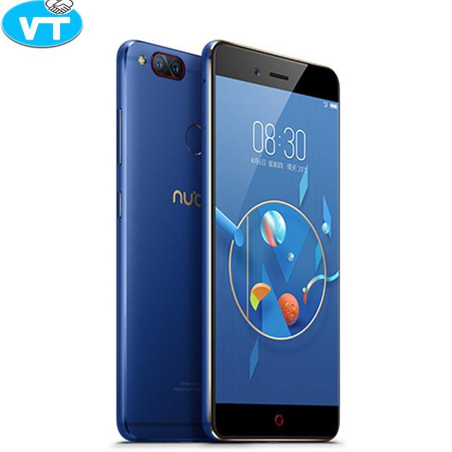 Global Firmware ZTE Nubia Z17 Mini 5.2″ Snapdragon 652 MSM8976 Octa Core 4GB RAM 64GB ROM 1920X1080 Dual Rear Mobile Phone