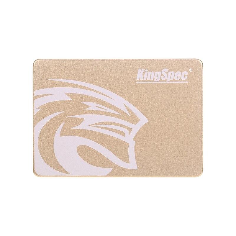 KingSpec 2 to SATA3 SSD hdd interne SSD 2 to SATAIII 2.5 pouces disque dur HD à semi-conducteurs SATA II pour ordinateur portable