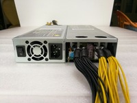 Brand New Power Supply For 6 Pin 10 1600W 220V 12V 130A Apply To A6 A7