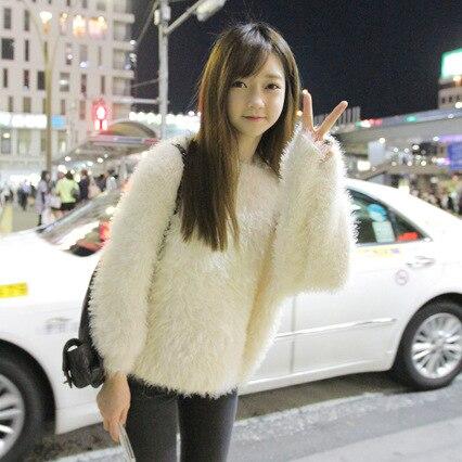 Temperament soft hedging sweater coat tide sweater women christmas sweater women winter jacket Discount promotion