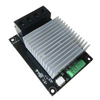 3D Printer Heating Controller MKS MOSFET Module For Heatbed Extruder MOS Module Black