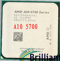 NEW Original A10-5700 A10 5700 3.4GHZ Socket FM2 32nm 65W 4MB quad Core Processor Desktop CPU scrattered pieces