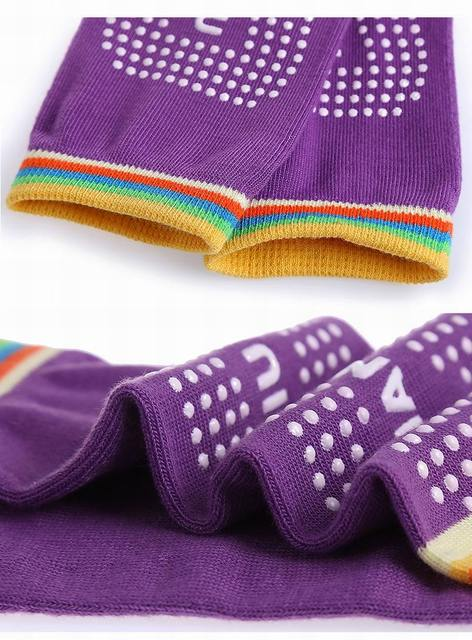 Women Yoga Non-Slip Toe Socks