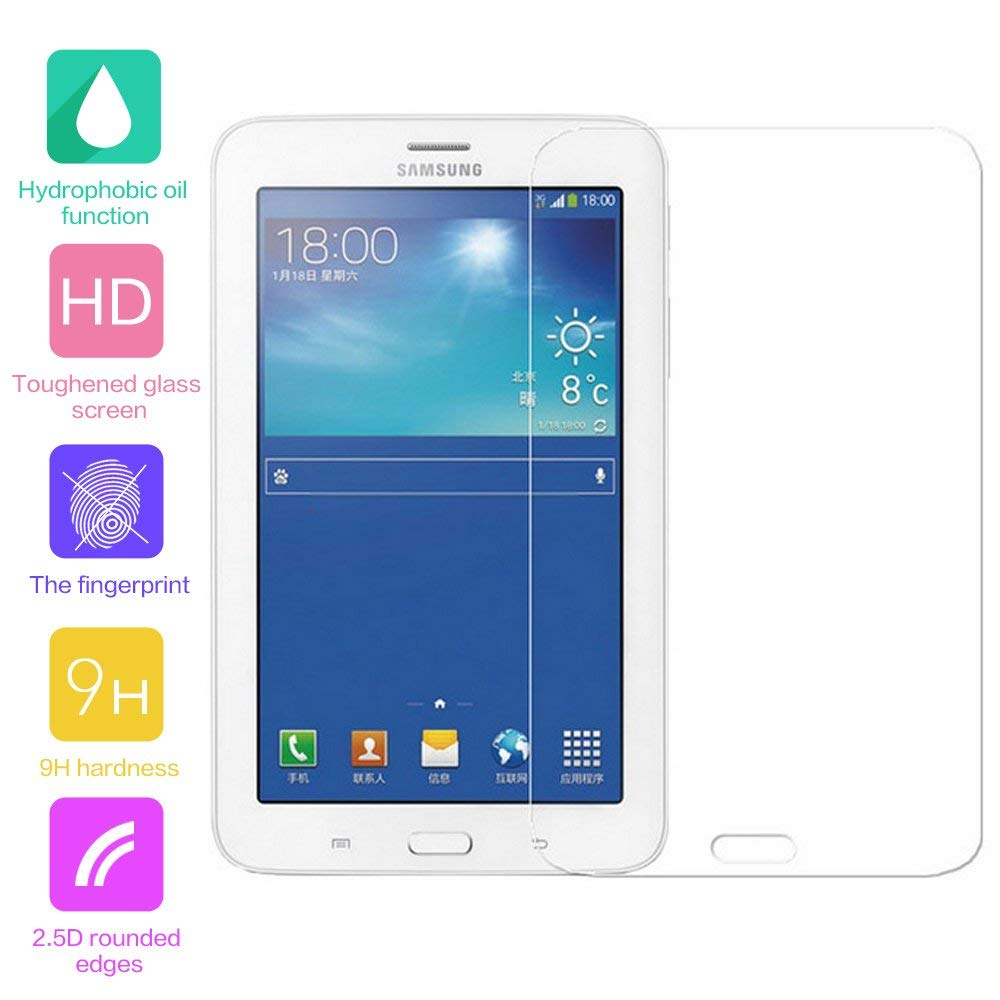Tempered Glass For Galaxy Tab 3 Lite 7.0