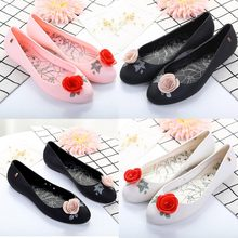 New Fashion Lady Jelly Shoes Non-slip Flat Sandals Round Toe Woman Summer Beach Shoes Sandale Femme Melissa Sandalias Mujer(China)