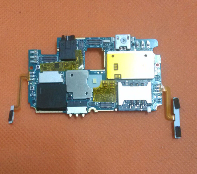 "Original placa base placa base 2g ram + 16g rom para cubot h1 mtk6735 quad core 4g lte 5.5 ""hd 1280x720 envío libre"