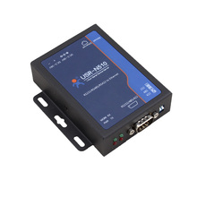 цена на USR-N510 Serial RS232/RS485/RS422 to Ethernet Device Servers Support ModBus TCP to ModBus RTU Q19487