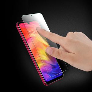 Image 5 - For Xiaomi Redmi note 7 Tempered Glass Redmi Note5 Protective Film Explosion proof Screen Protector For Xiaomi Redmi Note 6 pro