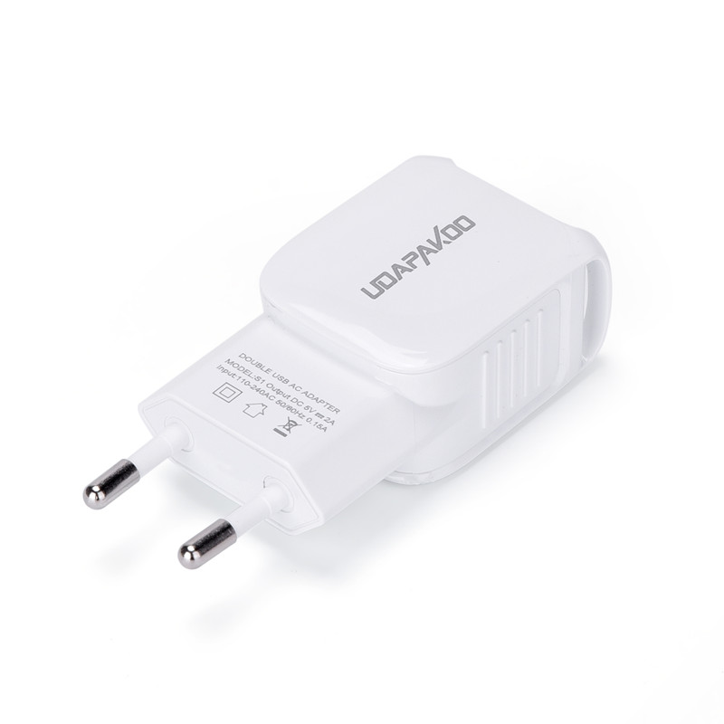 2 port usb Charger & 2a quick charge usb type c data cable for samsung Galaxy s8 Xiaomi 4c mi6 huwei p10 meizu mx6 lg g5 sony xz