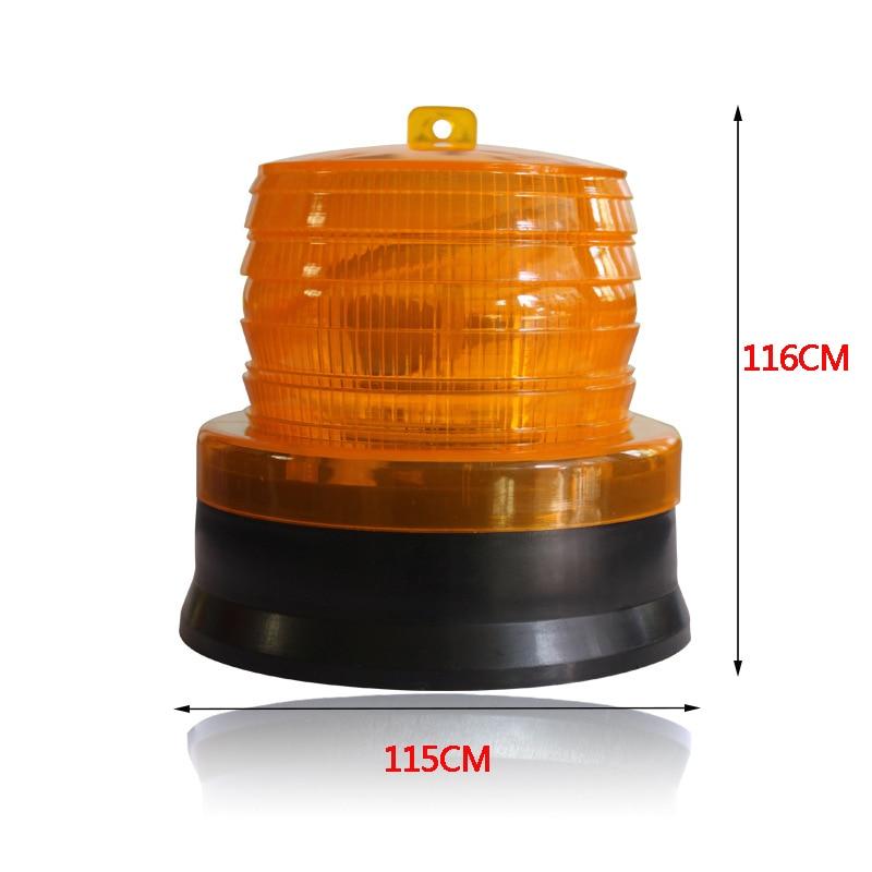 Indicador de Flash Lâmpada Luzes de Advertência