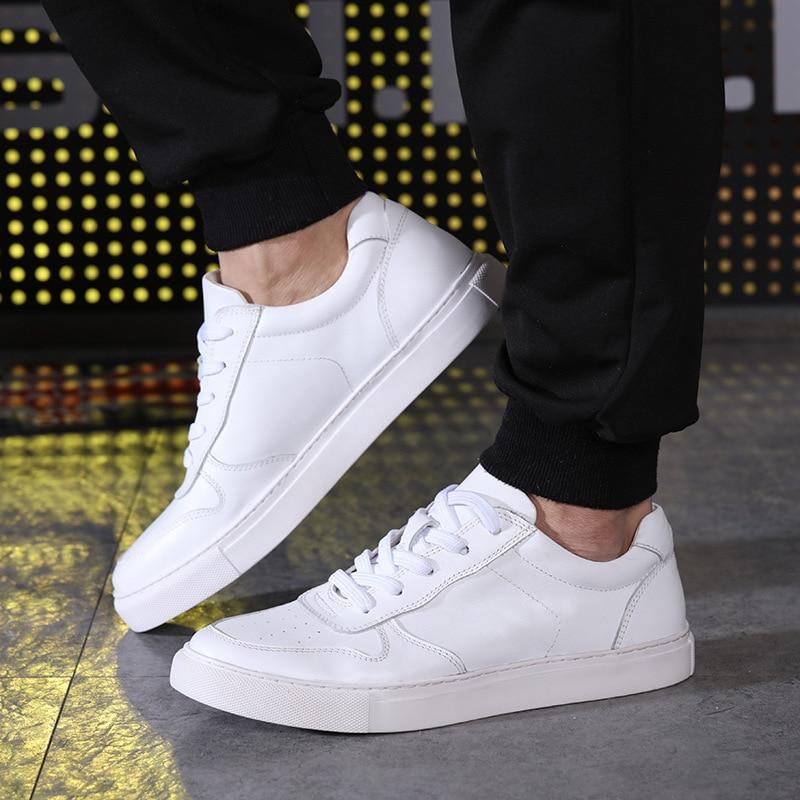 Retro Primavera Pulseira Britânico Sapatos Moda De Couro Viagem Homens Luz Inverno Respirável Artesanal Casuais Outono HqZIp