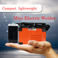 MMA Handheld Mini Electric Welder 220V 20 250A Inverter ARC Welding Tool