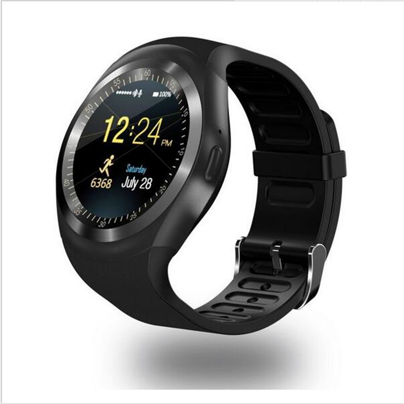 Y1 Smart Watch support Nano SIM Card and TF Card With Whatsapp and Facebook & Twitter APP