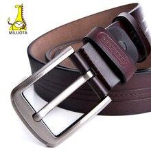 Vintage Style High Quality Genuine Leather Belt For Men