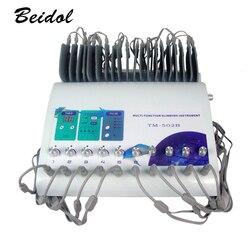 Новое оборудование для красоты уменьшает целлюлит электронный стимулятор мышц для похудения TM-502B