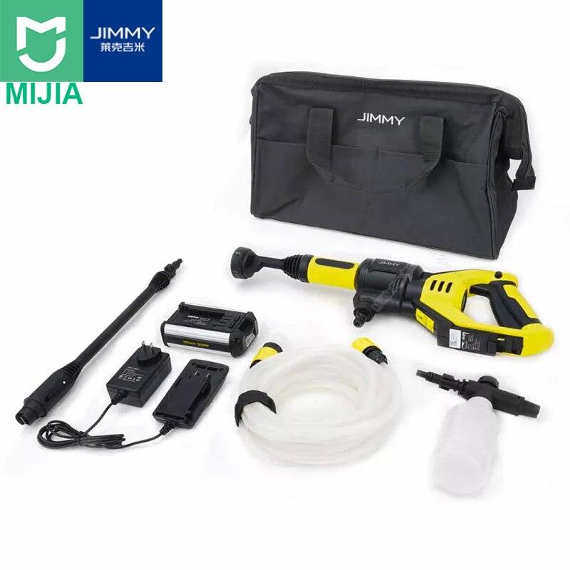 Xiaomi Mijia Jimmy JW31 Car High Pressure Power Water Gun Pressure Washer Cordless Jet Garden Washer
