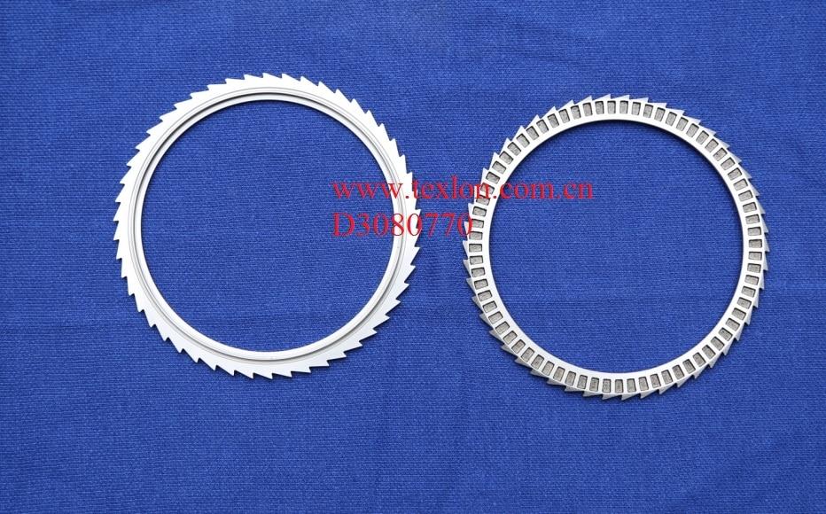 Taglierina per anelli filati Lonati L474-J Ricambi D3080770 -3 1 / 2X84NX60 Denti