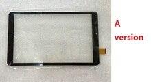 """Pantalla táctil Digitalizador Para 10.1 """"Roverpad Sky Experto Q10 3G silver Tablet Panel Táctil Sensor de Reemplazo De Cristal Del Envío gratis"""