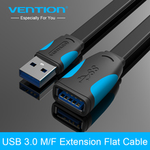 Vention High Speed USB 3.0 Extension Cable USB 3.0 Male To Female Extension Data Sync Cord Cable Adapter