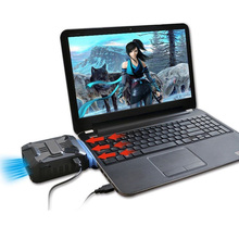Mini Vacuum USB Laptop CPU Cooler for Notebook computer