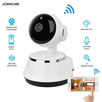 New Pan Tilt Wireless IP Camera WIFI 720P CCTV Home Security Cam Micro SD Slot Support
