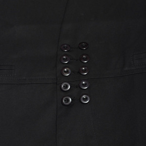 Image 5 - Ms colete slim vestido coreano para mulheres, colete/colete pequeno