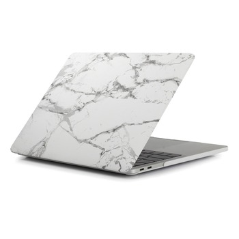 Marble Texture Laptop Case For Apple Macbook Air Pro Retina 11 12 13 15 inch Hard Cover for New 2018
