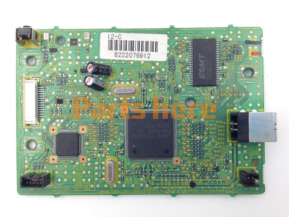 RM1-3126 RM1-3078 Formatter Board main logic board PCA ASSY MainBoard mother board for Canon LBP2900 LBP3000 LBP 2900 2900B 3000 mainboard for canon lbp 5300 lbp5300 rm1 4421 formatter board main board on sale