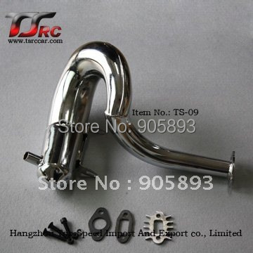 RC Exhaust pipe for 1/5 HPI baja cars-pipe(TS-09)RC Exhaust pipe for 1/5 HPI baja cars-pipe(TS-09)